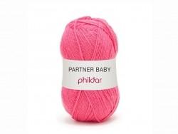 Laine à tricoter Partner Baby - Gris galet