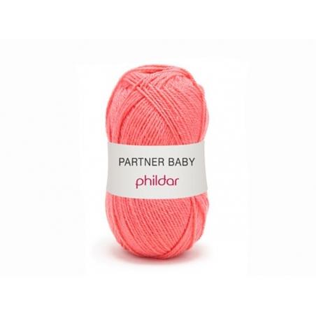 Laine à tricoter Partner Baby - Oeillet
