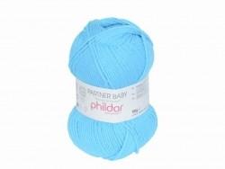 Laine à tricoter Partner Baby - Violet
