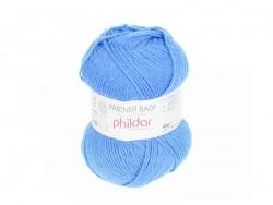 Laine à tricoter Partner Baby - Bleu bleuet