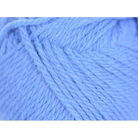 "Knitting wool - ""Partner Baby"" - Cornflower blue"