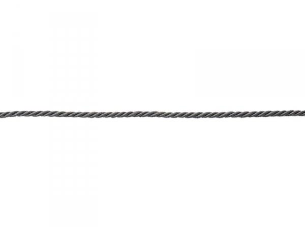 Decorative ribbon spool (2 m) - string (3 mm) - amber (colour no. 038)