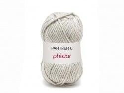 Acheter Laine à tricoter Partner 6 - Gris brume - 3,75€ en ligne sur La Petite Epicerie - 100% Loisirs créatifs
