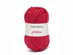 Laine à tricoter Partner 6 - Ecru