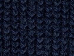 "Knitting wool - ""Partner 6"" - Navy blue"