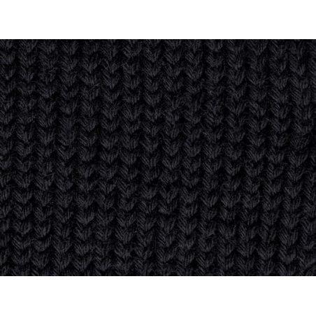 "Knitting wool - ""Partner 6"" - Black"