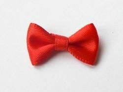 Noeud rouge - 3 cm