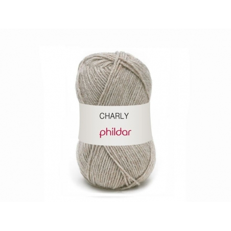 Laine à tricoter Charly - Lin