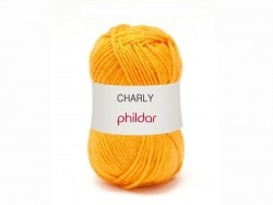 "Strickwolle - ""Charly"" - Senfgelb"