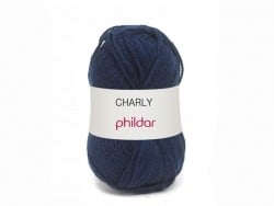 Laine à tricoter Charly - Gris flanelle