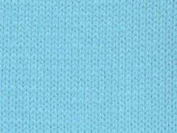 """Knitting wool - """"Charly"""" - Azure"""