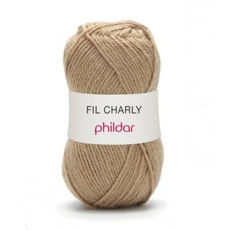 "Knitting wool - ""Charly"" - Sand"