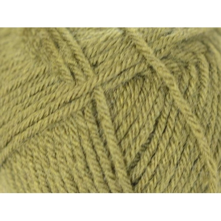"Knitting wool - ""Charly"" - Olive green"