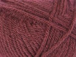 Laine à tricoter Charly - Bordeaux