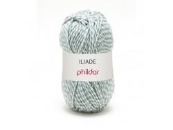 Laine à tricoter Iliade - Rouge rubis
