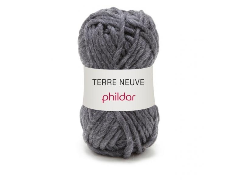 Acheter Laine à tricoter Terre Neuve - Gris anthracite - 5,40€ en ligne sur La Petite Epicerie - 100% Loisirs créatifs
