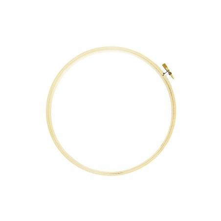 Acheter Tambour à broder 19,5 cm - 4,90€ en ligne sur La Petite Epicerie - Loisirs créatifs