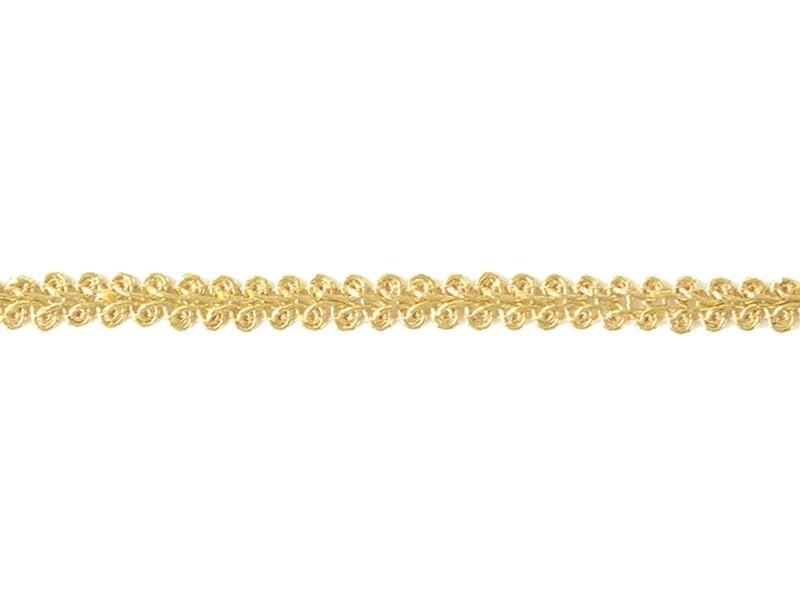 """Acheter Bobine 2m de ruban fantaisie """"boucles"""" 9 mm - doré 103 - 2,99€ en ligne sur La Petite Epicerie - 100% Loisirs créatifs"""