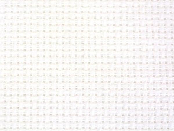 Acheter Toile Aïda à broder 5.4 - Blanc - 1,99€ en ligne sur La Petite Epicerie - Loisirs créatifs