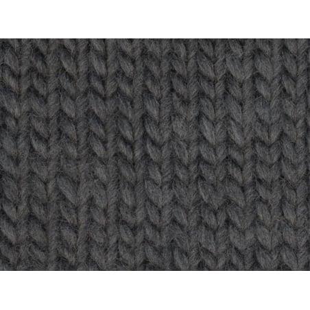 Laine à tricoter Terre Neuve - Gris anthracite