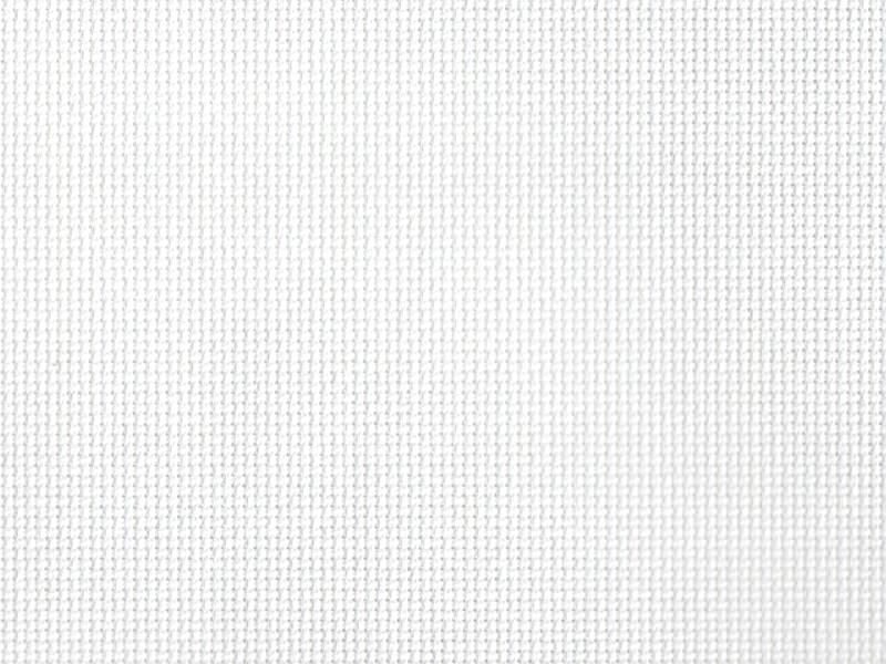 Aida fabric for embroideries (7.2) - White