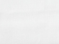 Aida fabric for embroideries (6.4) - White