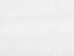 Toile Aïda à broder 6.4 - Blanc