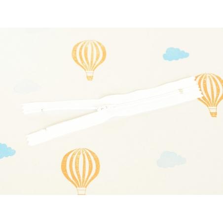 Acheter Fermeture éclair fine 15 cm - Blanc - 1,29€ en ligne sur La Petite Epicerie - 100% Loisirs créatifs