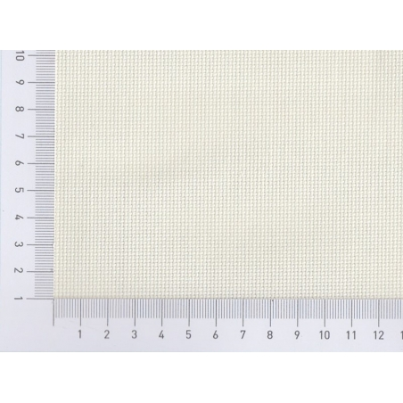 Aida fabric for embroideries (7.2) - Off-white