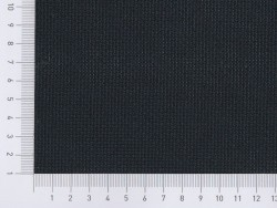 Toile Aïda à broder 5.4 - Noir