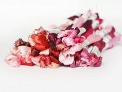 Stranded cotton skein (8 m) - Red (colour no. 335)