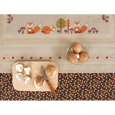 Stranded cotton skein (8 m) - Burgundy (colour no. 154)