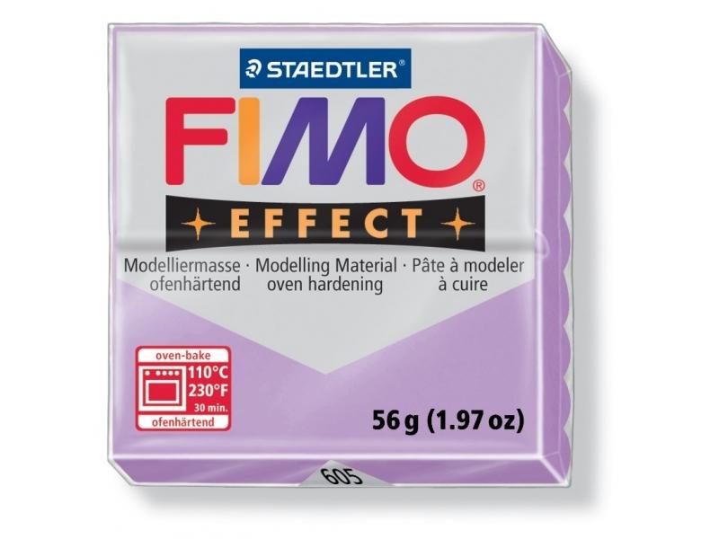 Acheter Pâte Fimo EFFECT Pastel Mauve 605 - 1,99€ en ligne sur La Petite Epicerie - Loisirs créatifs