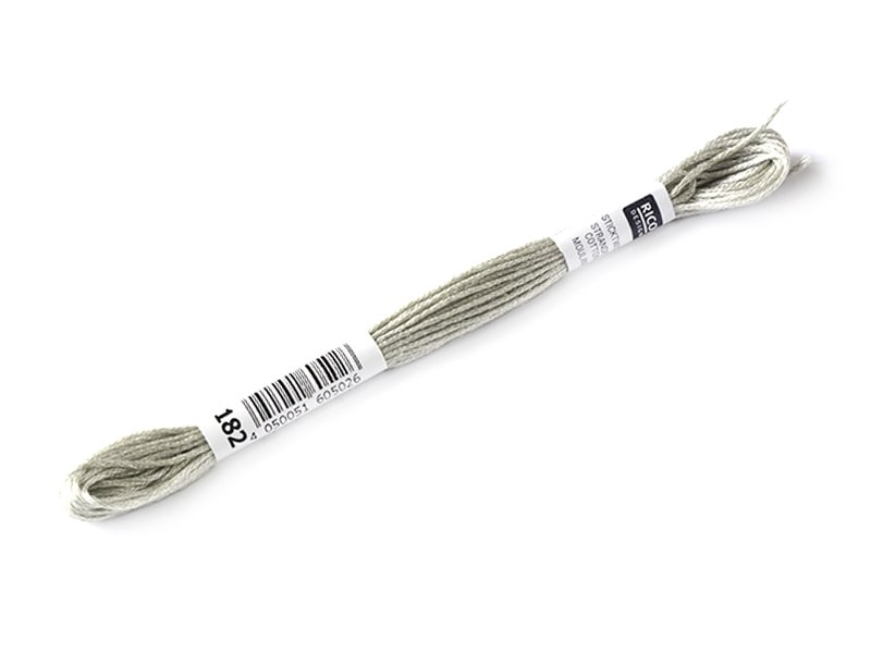 Acheter Echevette de coton mouliné de 8 m - Vert 647 - 1,39€ en ligne sur La Petite Epicerie - 100% Loisirs créatifs