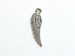 Acheter 1 Breloque petite aile - couleur argent - 0,39€ en ligne sur La Petite Epicerie - Loisirs créatifs