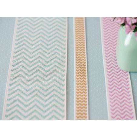 Echevette de coton mouliné de 8 m - Beige Ecru Rico Design - 2