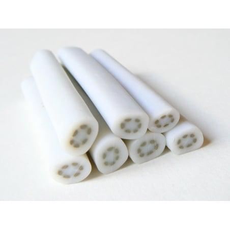 Acheter Cane banane blanche gros diamètre - 1,39€ en ligne sur La Petite Epicerie - Loisirs créatifs