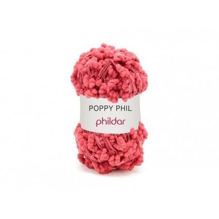 Laine à tricoter Poppy Phil - Grenadine