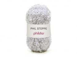 "Strickwolle - ""Phil Steppe"" - Kieselgrau"