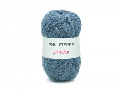"Knitting wool - ""Phil Steppe"" - Night"