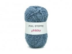 Laine à tricoter Phil Steppe - Nuit
