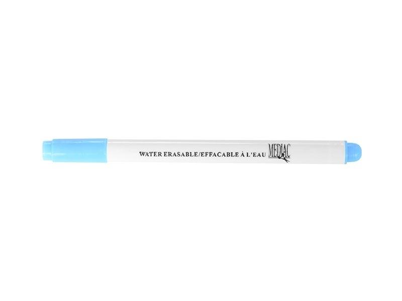 Acheter Feutre pour tissus effaçable à l'eau Bleu - 1,59€ en ligne sur La Petite Epicerie - Loisirs créatifs