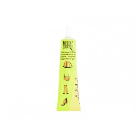 Colle transparente pour tissus -  30 mL