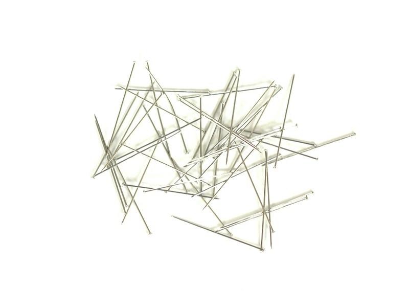 Acheter Boîte de 400 épingles en acier - 7,20€ en ligne sur La Petite Epicerie - Loisirs créatifs