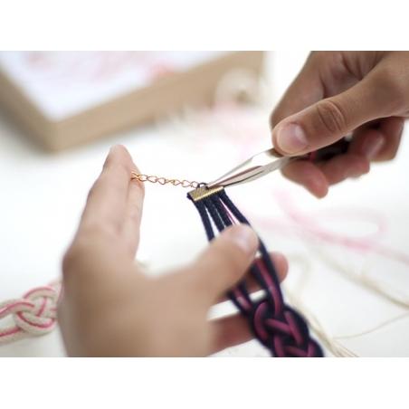 Acheter KIT MKMI - Mes bracelets nautiques - mes kits make it - DIY - 16,99€ en ligne sur La Petite Epicerie - Loisirs créatifs