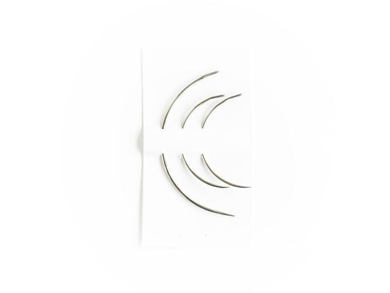 Acheter Assortiment de 3 aiguilles courbes - 2,90€ en ligne sur La Petite Epicerie - 100% Loisirs créatifs