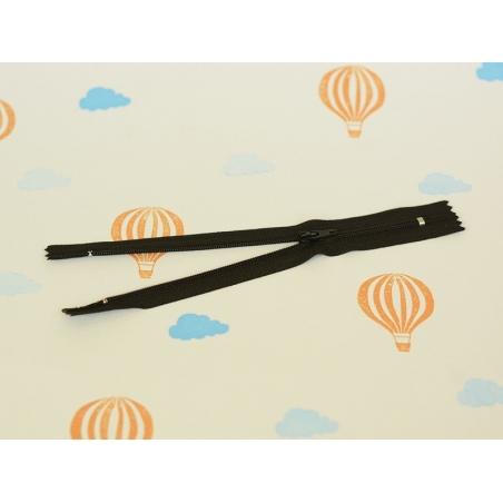 Acheter Fermeture éclair fine 18 cm - Noir - 1,29€ en ligne sur La Petite Epicerie - Loisirs créatifs