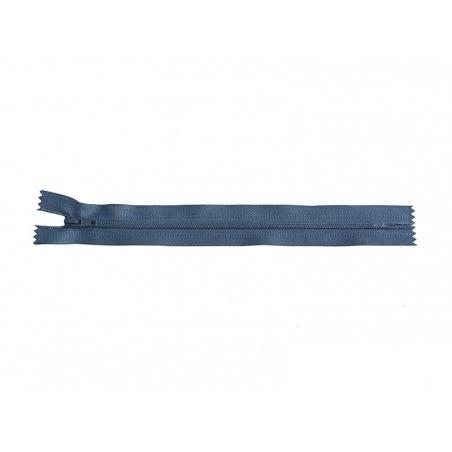 Acheter Fermeture éclair fine 20 cm - Bleu paon - 1,29€ en ligne sur La Petite Epicerie - 100% Loisirs créatifs