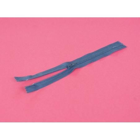 Acheter Fermeture éclair fine 20 cm - Bleu paon - 1,29€ en ligne sur La Petite Epicerie - Loisirs créatifs