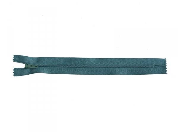 Acheter Fermeture éclair fine 20 cm - Bleu canard - 1,29€ en ligne sur La Petite Epicerie - Loisirs créatifs